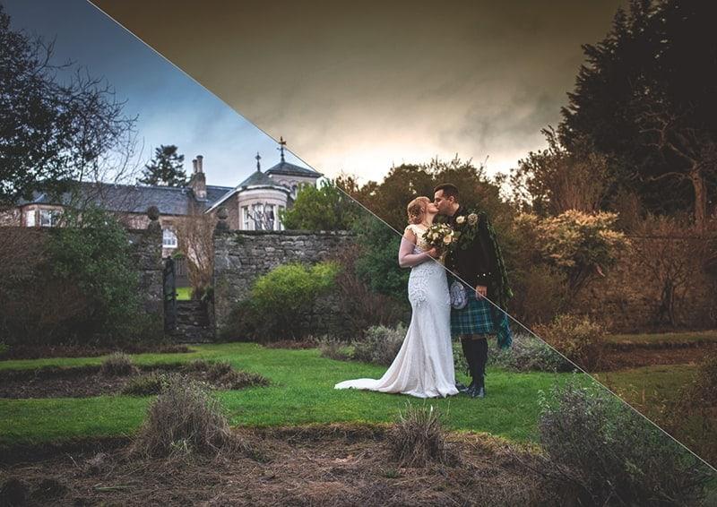 Wedding Photography Editing Technique