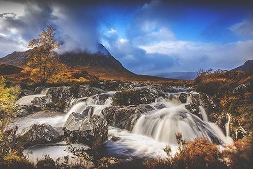 Scottish Landscape Photography Glen Etive