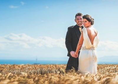 Wedding Photographer Fife