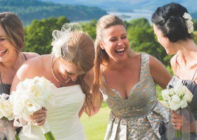 Wedding Photographer Loch Lomond