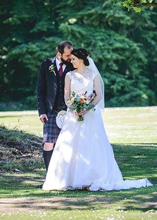 )xenfoord Castle Wedding