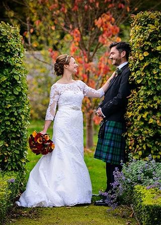 Culloden House Wedding