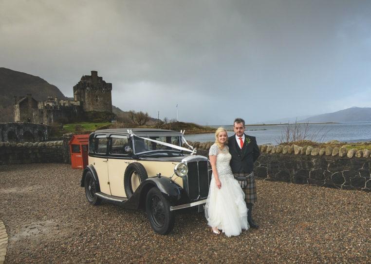 Eilean Donan Wedding