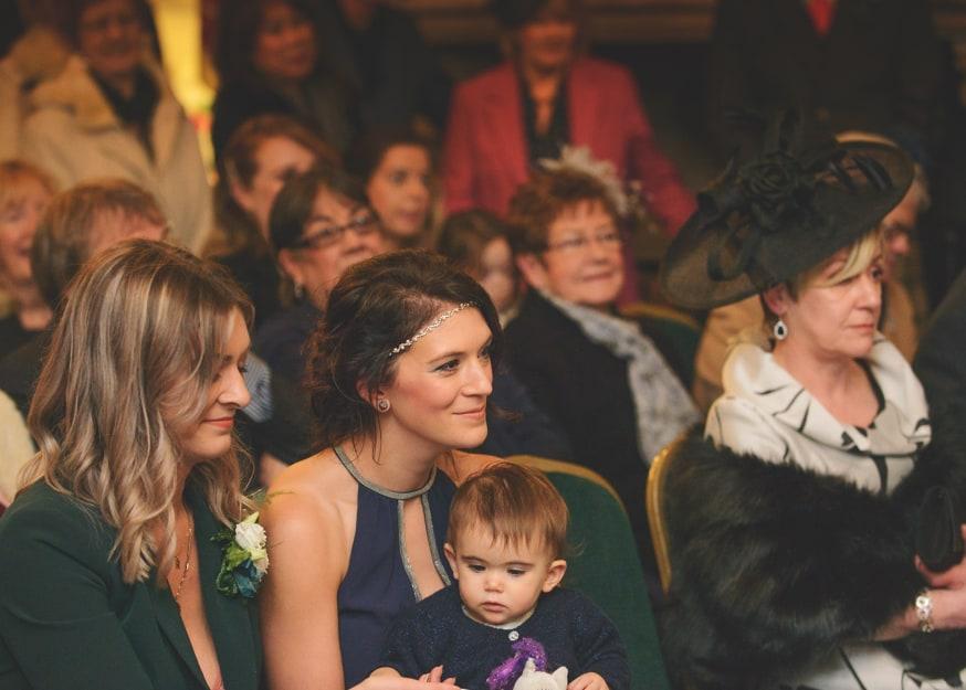 Eilean Donan Wedding Guests