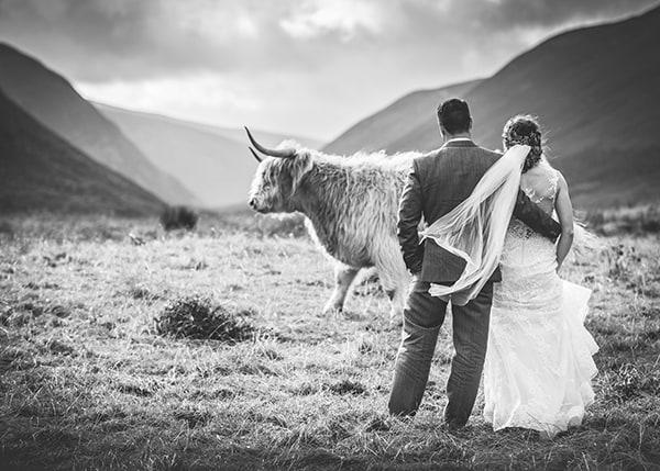 Highland Elopement Photographer