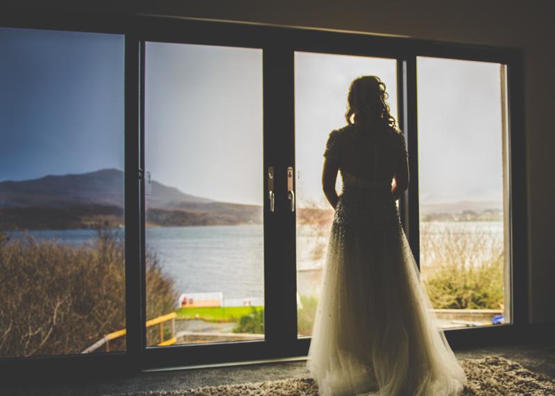 Eilean Donan Castle Wedding Groom & Best Man1