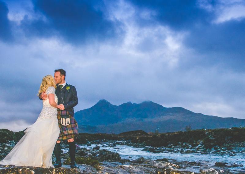 Isle of Skye Wedding
