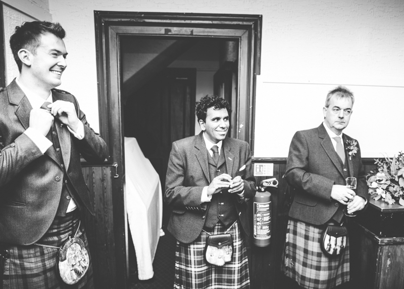 Eilean Donan Castle Wedding Guests