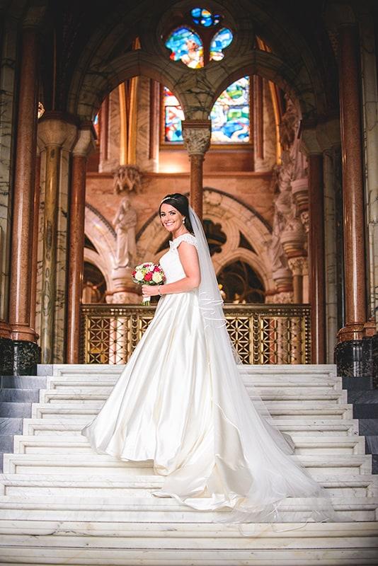Mount Stuart Bride Photograph