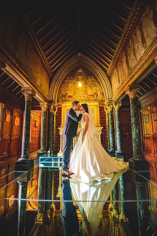Mount Stuart Mirror Room