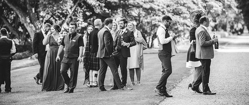 Mount Stuart Wedding Photographer