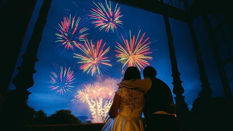 Isle of Bute Wedding Photographer: Brendan & Jacqueline's Mount Stuart wedding